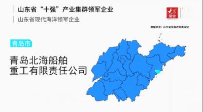 """數讀丨山東省海洋產業產值占到全國20% 疫情下港口仍實現""""雙增長"""""""
