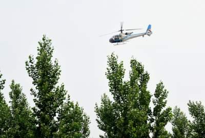 市民外出注意 近日兗州區有飛防作業