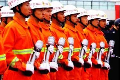 消防員招錄即將開始現場復核 濟寧審核地點在這兒