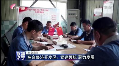 魚臺經濟開發區:黨建領航 聚力發展