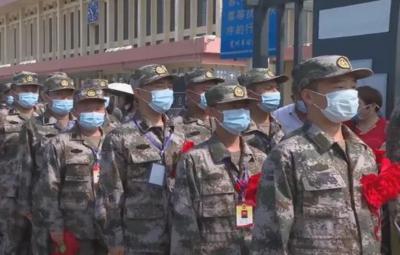 300名鄒城好男兒奔赴軍營 大學生士兵占比近93%