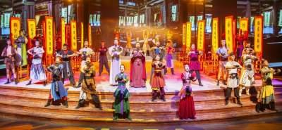 2020水滸文化旅游節節目單劇透,速來圍觀啦!