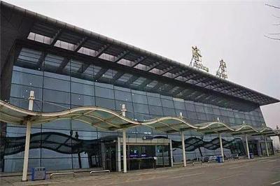 跑道維修 場地環境變化 濟寧曲阜機場完成飛行校驗工作
