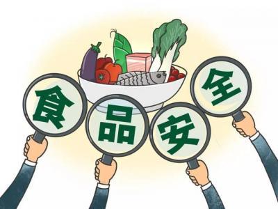 """金鄉公示首期食品安全""""紅黑榜"""" 這些單位上榜"""