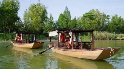 国庆假期怎么玩?太白湖新区文化旅游领域各项工作准备好了