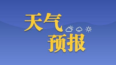 今明省内多地雷雨上线,阵风7~9级,出行请注意安全