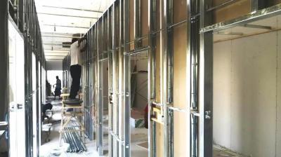 冲刺三季度|济宁高新区这一网红孵化中心预计10月全面启用