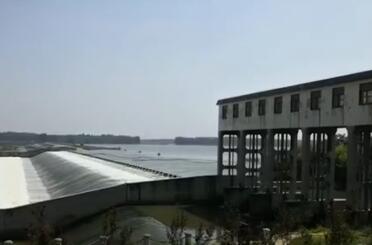 快速反应、高效救援 防汛物资仓库建在大汶河岸