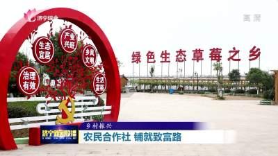 乡村振兴|济宁农民合作社近2万 助力农业增收致富