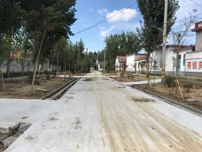 圣水峪鎮小河村:改善村內基礎設施 提升村民幸福指數
