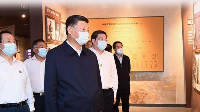 習近平在湖南考察時強調 在推動高質量發展上闖出新路子 譜寫新時代中國特色社會主義湖南新篇章