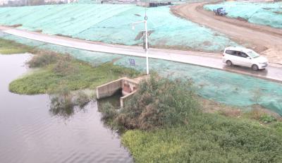 问政追踪 查清问题立即整改 杜绝污水直排入河