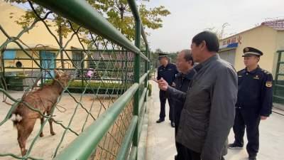 问政追踪 市城管局:尽快落实动物园选址 争取明年启动建设