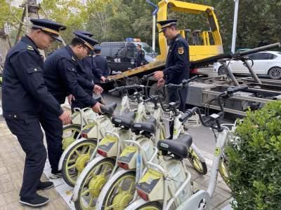 问政追踪 济宁多措并举 破解共享单车管理难题