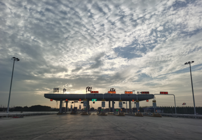 微山出行更方便!京台高速微山县城连接线正式通车