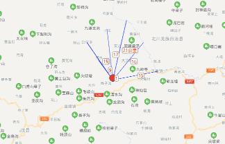 四川绵阳发生4.6级地震 震源深度17公里