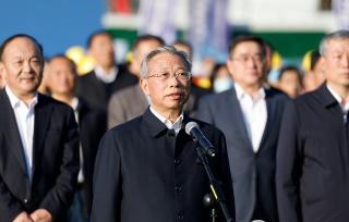 山东省496个重大项目集中开工 刘家义出席 李干杰讲话