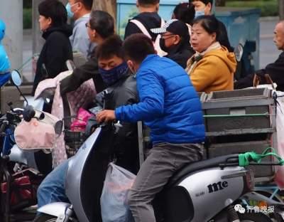 山东发布大风蓝色预警 气温开启上升通道最高20℃