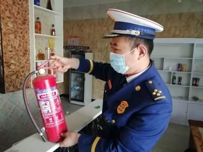 消防器材不达标 邹城俩单位一家被罚一家被封