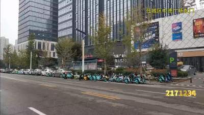 问政济宁|共享单车无序停放 市城市管理局:年底实现规范化管理
