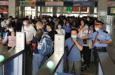 出行|11日起,兖州火车站旅客列车运行有调整
