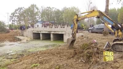 问政追踪 排污企业已经依法取缔 制定方案进行河道清理