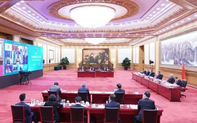 習近平在二十國集團領導人第十五次峰會第一階段會議講話要點