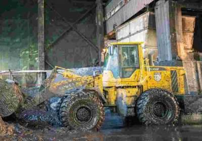 """无害化处置,兖州一电厂每天""""吃掉""""生活污泥60吨"""