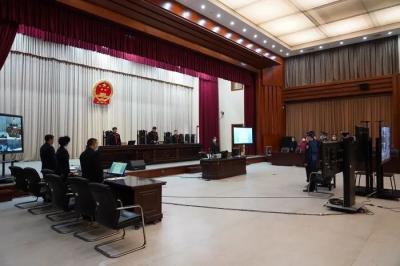 济宁中院对马敬明等9人恶势力犯罪案作出一审宣判