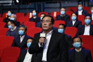 兗州區市場監管部門負責人在問政現場
