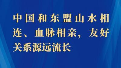 劃重點|建設更為緊密的中國-東盟命運共同體,來看習主席講話要點