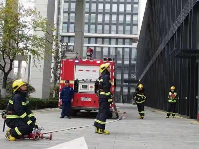 培训演练不停歇 北湖消防救援大队筑牢安全之基
