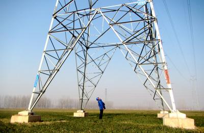 濟寧供電公司開展線路深度特巡備戰迎峰度冬