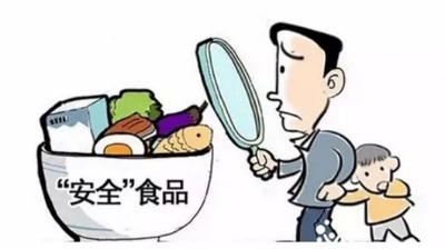 """金鄉發布第二期食品安全""""紅黑榜"""""""