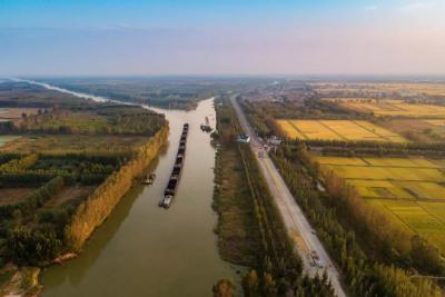 寻运河新风貌 书文化新篇章 《大运河在济宁》图书采制活动启动