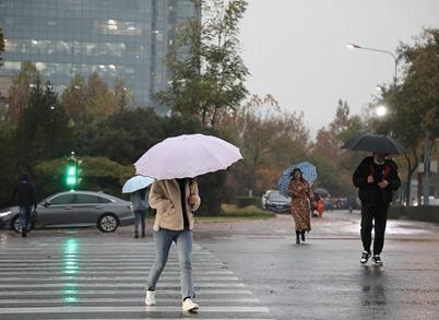 山东大风降雨白天将持续 16日晚本轮降水逐步结束