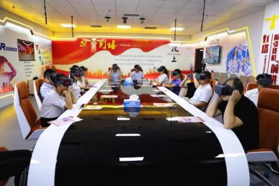 云端更精彩!汶上創建濟寧首家VR黨性教育中心