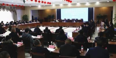 金乡政金企合作对接会达成3.43亿元贷款合作协议