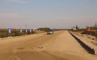年内新建23条道路 未来的太白湖新区交通更加畅通