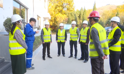 济宁市安委会第三巡查督导组到泗水县开展安全生产工作巡查督导