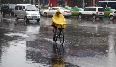 11月20日20時至22日07時濟寧平均降雨量7.0,最大降雨點在微山