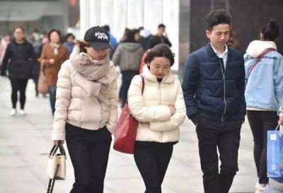 羽絨服穿起來!未來幾天濟寧大降溫,最低氣溫-5℃