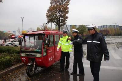 31599com经开区启动恶劣天气预案 全力护航交通安全