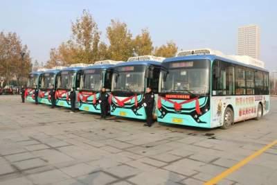 鱼台县城乡、城市公交冬季运行时间表来啦