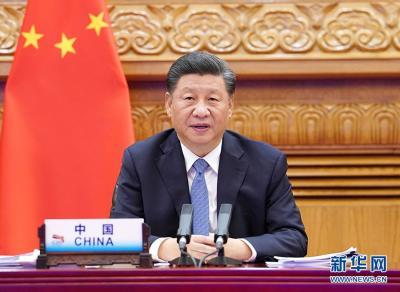 習近平在二十國集團領導人第十五次峰會第一階段會議上的講話(全文)