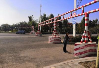 金鄉開展公路限高限寬設施、檢查卡點及勸返點專項清理行動