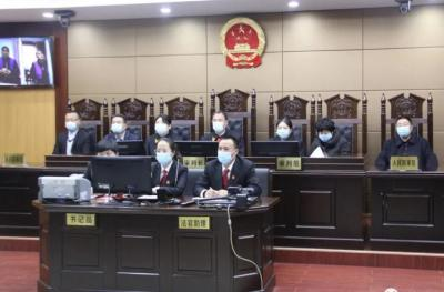 數罪并罰!王慶朋、田紅勇等4人涉黑案一審公開宣判