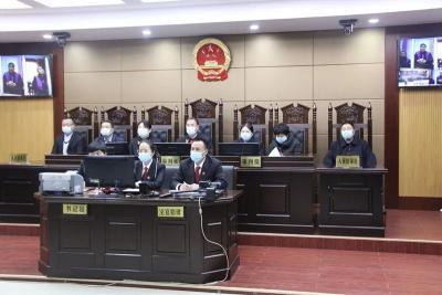 扫黑除恶|11月济宁法院集中宣判涉黑涉恶案件14案118人
