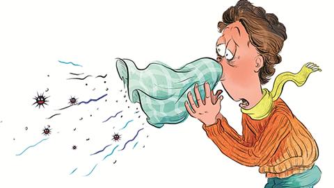 11月健康提示來了!注意預防新冠肺炎、流感、病毒性腹瀉……