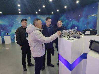 济宁市科技局、济宁市产研院赴上海浙江等地和企业考察对接